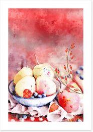 Kitchen Art Print 221366483