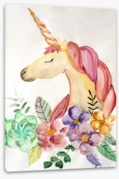 Animal Friends Stretched Canvas 222460265
