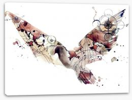 Birds Stretched Canvas 222527055