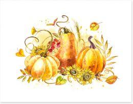 Kitchen Art Print 222857058