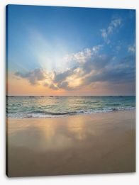 Beaches Stretched Canvas 222955676
