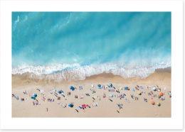 Beaches Art Print 223794260