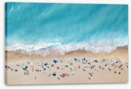 Beaches Stretched Canvas 223794260