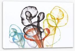 Abstract Stretched Canvas 224368964