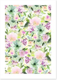 Leaf Art Print 225139004