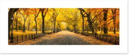 Autumn Art Print 225310262