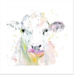 Missy moo Art Print 225380389