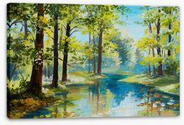 Landscapes Stretched Canvas 226095980