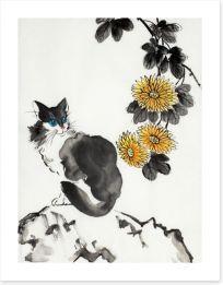 Chinese Art Art Print 226869400
