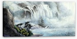 Chinese Art Stretched Canvas 226869541