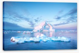 Winter Stretched Canvas 227500474