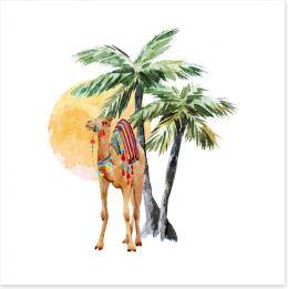 Summer Art Print 227938769