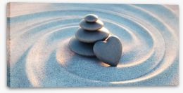 Zen Stretched Canvas 228499011