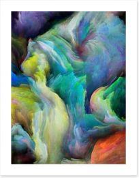 Abstract Art Print 228890746