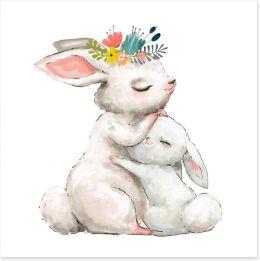 Animal Friends Art Print 229227042