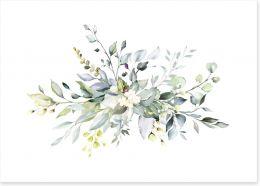 Watercolour Art Print 230778298