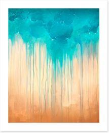 Beaches Art Print 231153557