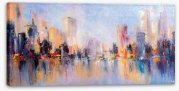Impressionist Stretched Canvas 231517092