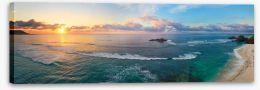 Dusk til dawn Stretched Canvas 231850610
