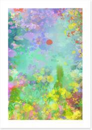 Abstract Art Print 232398530