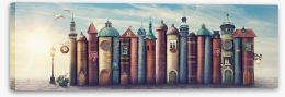 Magical Kingdoms Stretched Canvas 234223852