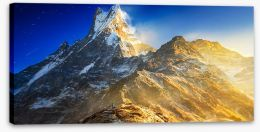 Mountains Stretched Canvas 234422362