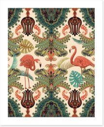 Indian Art Print 234543215