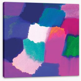 Abstract Stretched Canvas 234558520