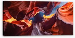 Abstract Stretched Canvas 242815901