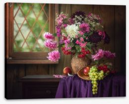 Still Life Stretched Canvas 243681505