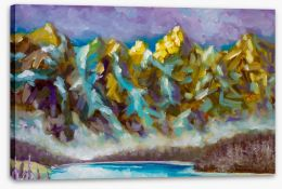 Impressionist Stretched Canvas 243834024