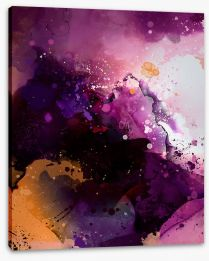 Abstract Stretched Canvas 244100505