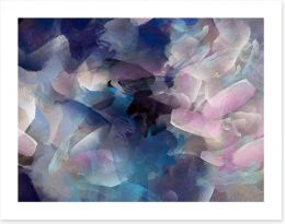 Winter Art Print 244833049