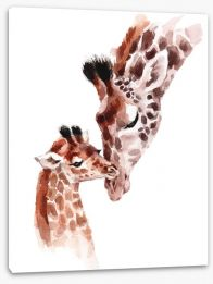 Animals Stretched Canvas 245652650