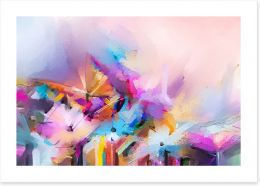 Abstract Art Print 245985594