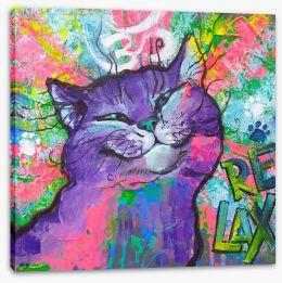 Graffiti/Urban Stretched Canvas 248597348