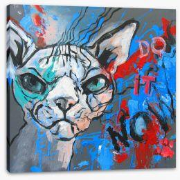 Graffiti/Urban Stretched Canvas 248643978