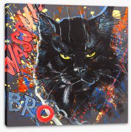 Graffiti/Urban Stretched Canvas 249287533