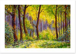Impressionist Art Print 249862480
