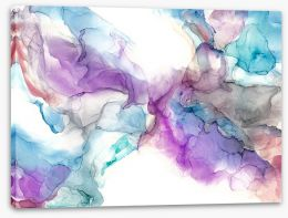 Abstract Stretched Canvas 251597195