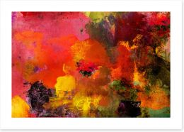 Abstract Art Print 252107774