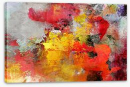 Abstract Stretched Canvas 252216870
