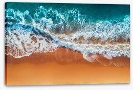Beaches Stretched Canvas 252340761