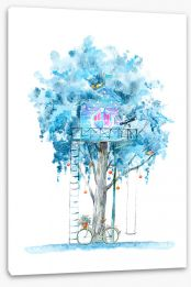 Fun Gardens Stretched Canvas 254914757