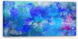 Abstract Stretched Canvas 255358505