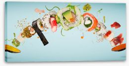 Food Stretched Canvas 255916640