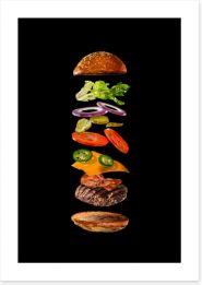 Food Art Print 257377862