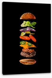 Food Stretched Canvas 257377862