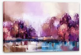 Autumn Stretched Canvas 257481309