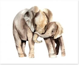 Animals Art Print 257614372